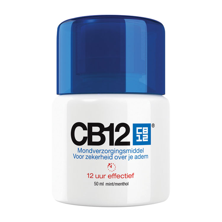 Cb12 mondverzorging regular 50ml