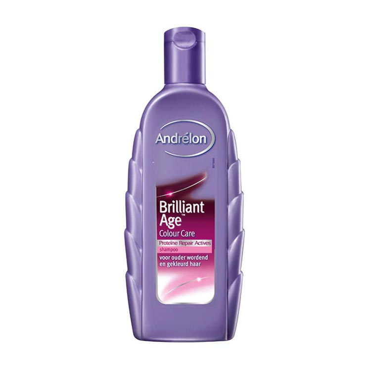 Andrelon Shampoo Brilliant Age Colour Care 300ml