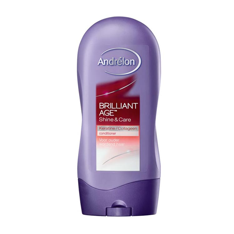 Andrelon Conditioner Brilliant Age Shine and Care 300ml