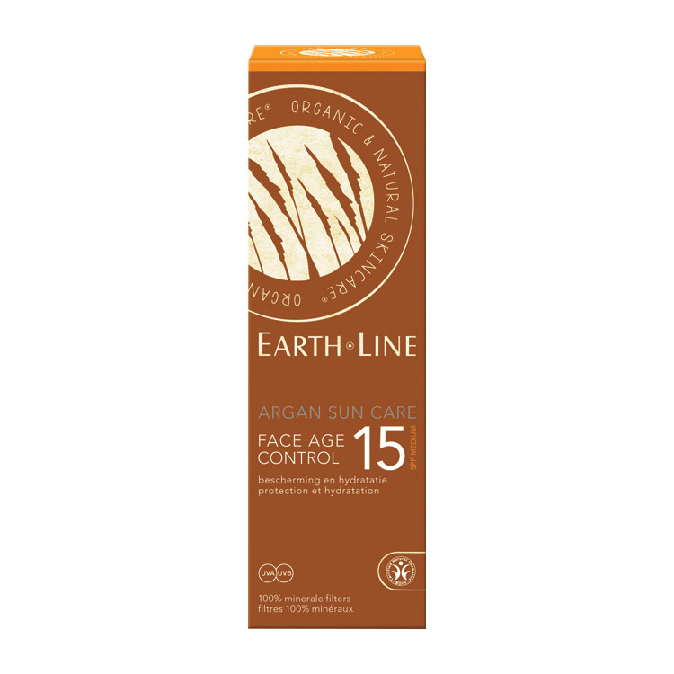Earth-line Argan Bio Sun Face 50ml