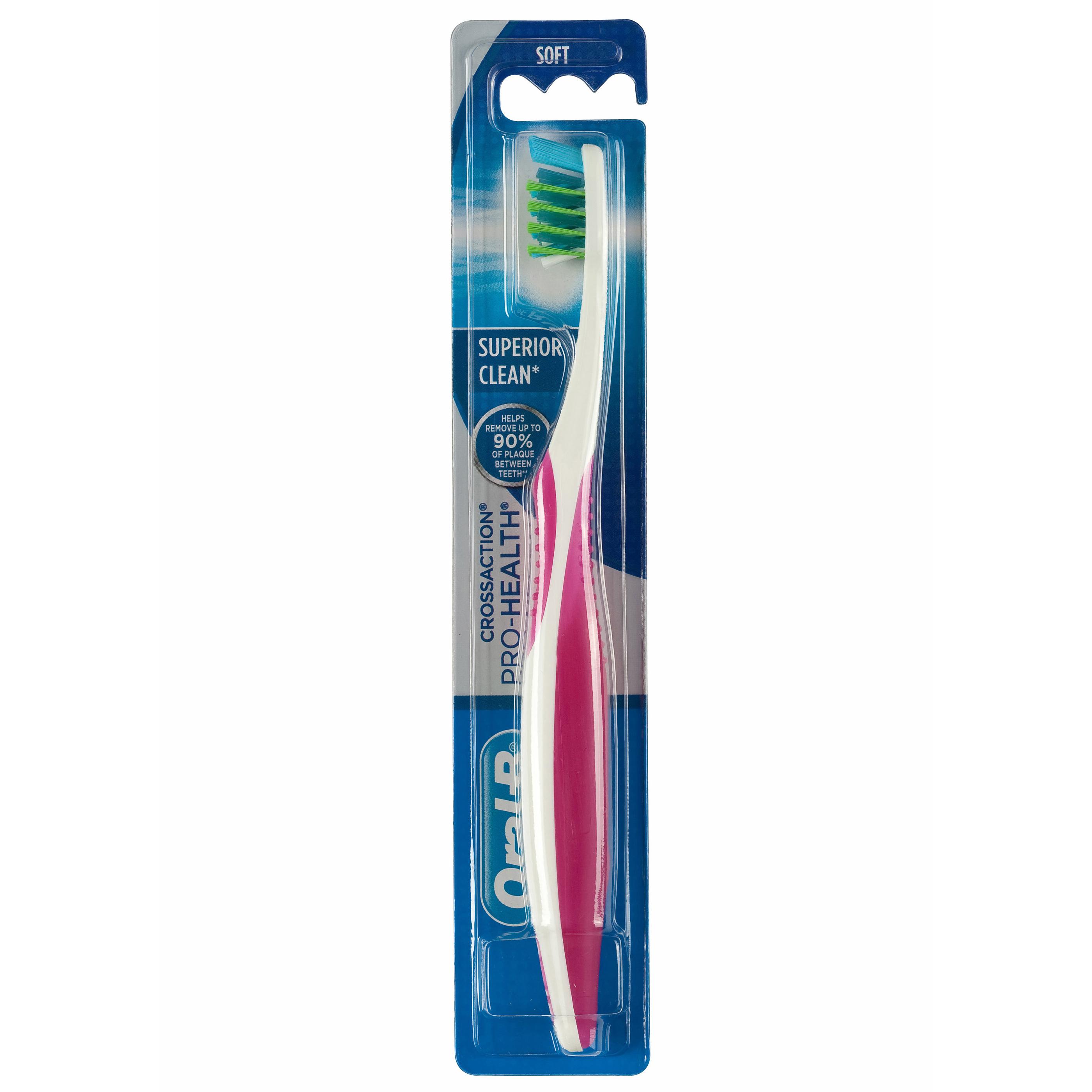 Oral-b tandenborstel pro-expert junior 8+ soft
