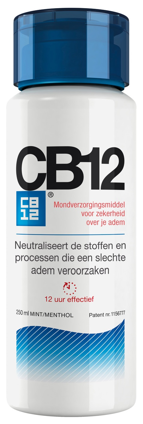 CB12 Mondverzorgingsmiddel Regular 500 mL