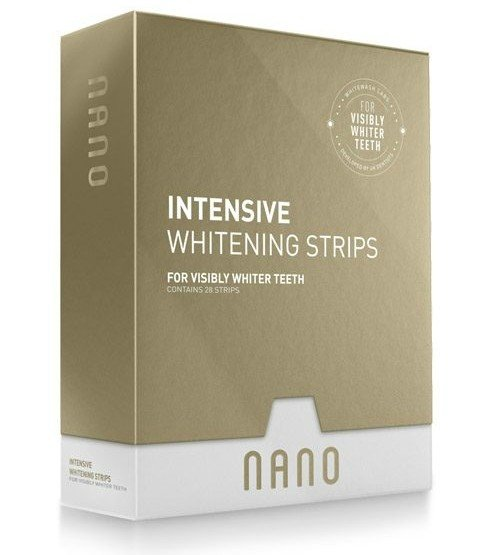 Nano Intensive Whitening Strips -