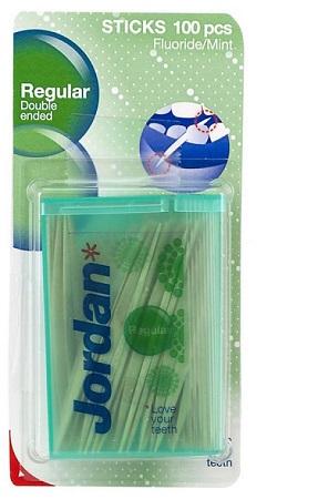Jordan tandenstokers normaal 100st
