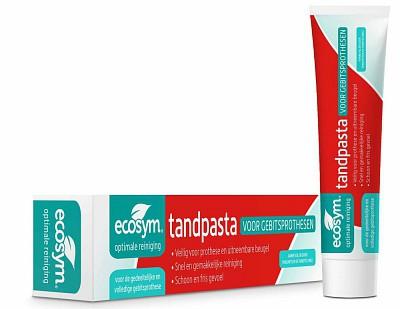 Ecosym Tandpasta Gebitsprothese
